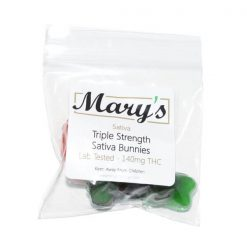 Marys Triple Strength Sativa Bunnies