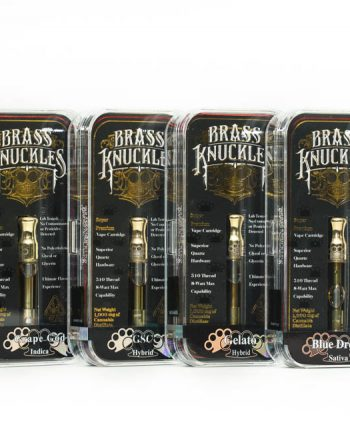 Brass Knuckles - 1G Cartridge