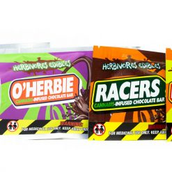 Herbivore Edibles - Chocolate Bars