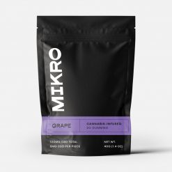 Mikro Cannabis Infused Gummies