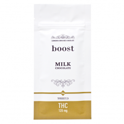 Boost Edibles - THC Milk Chocolate
