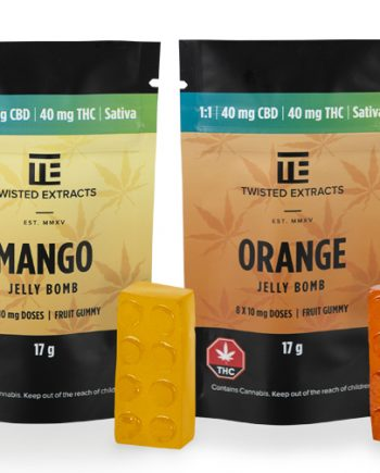 Twisted Extracts Edibles