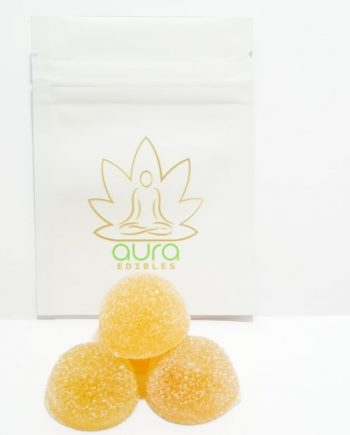 Aura Edibles Gummy Candies