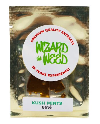 Wizard Weed Shatter