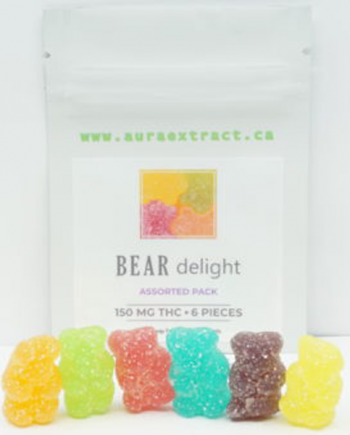 Aura Gummy Bears