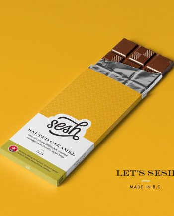 Sesh Edibles - Chocolate Bars