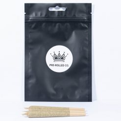 Pre-Rolled Co. - King-Size Pre-Roll (3 Pack)