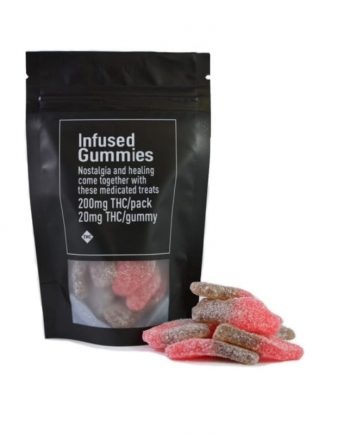Infused Gummies - 200mg THC