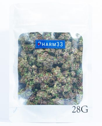 Pharm 33 - Purple Space Monkey
