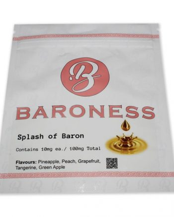 Baroness - Splash of Baron 10x10mg Gummies