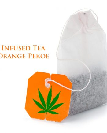 CBD Infused TEA - Orange Pekoe