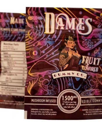 Dames Gummy Co. - Psilocybin Edibles