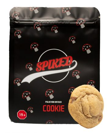 Spiked - Chocolate Chip Psilocybin Cookies