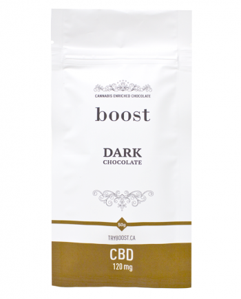 Boost Edibles - CBD Dark Chocolate