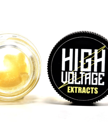 High Voltage Extracts: HTFSE Live Resin