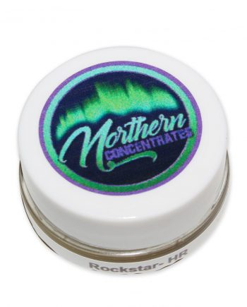 Northern Concentrates - Rockstar Hash Rosin