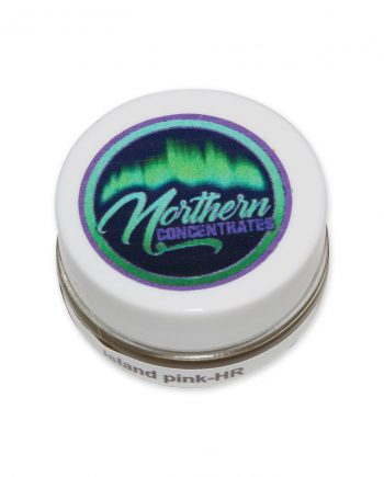 Northern Concentrates - Island Pink Hash Rosin