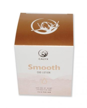 Calyx - Smooth - CBD Lotion 600mg