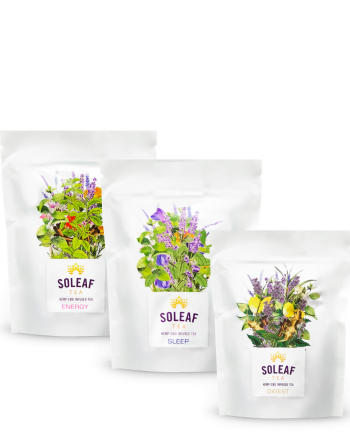 Soleaf CBD Tea