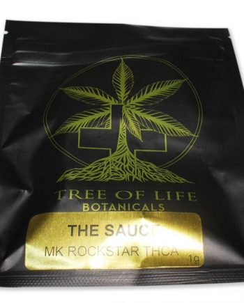Tree Of Life - MK Rockstar - The Sauce