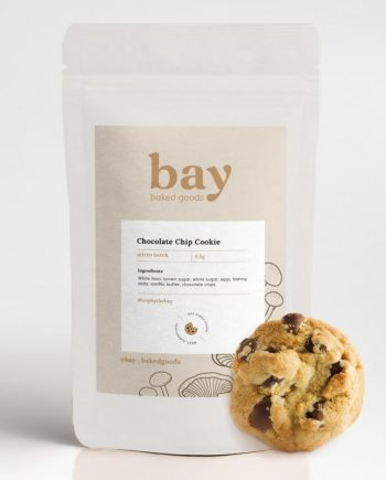 Bay Baked Goods - Chocolate Chip Psilocybin Cookies