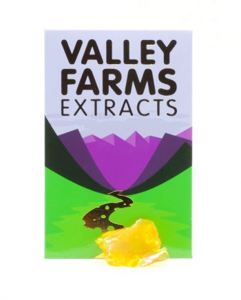 Valley Farms Shatter 1g