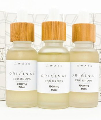 Awakn Wellness Original 1500mg CBD Drops - 30ml
