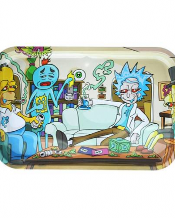 Assorted Rolling Trays