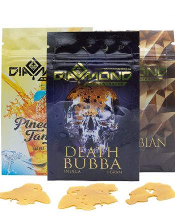 Diamond Concentrates Shatter - 1.0 gram