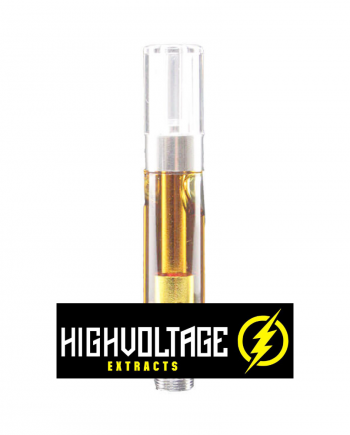High Voltage Extracts: HTFSE Vape Cartridge